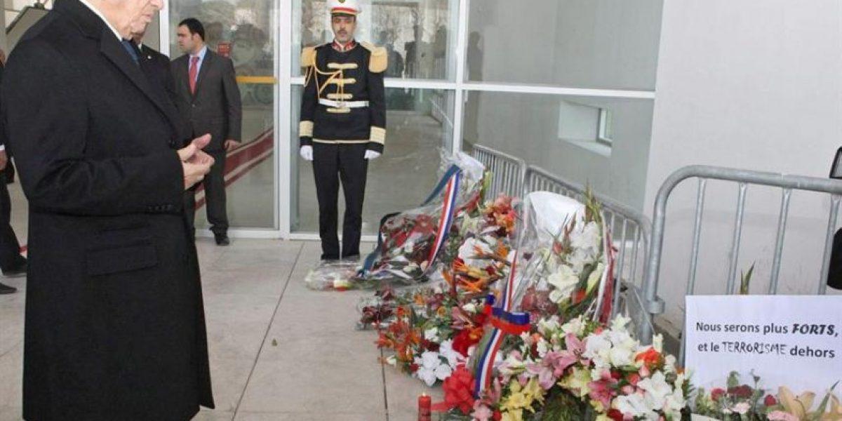 Tunez busca al tercer terrorista que atacó a turistas