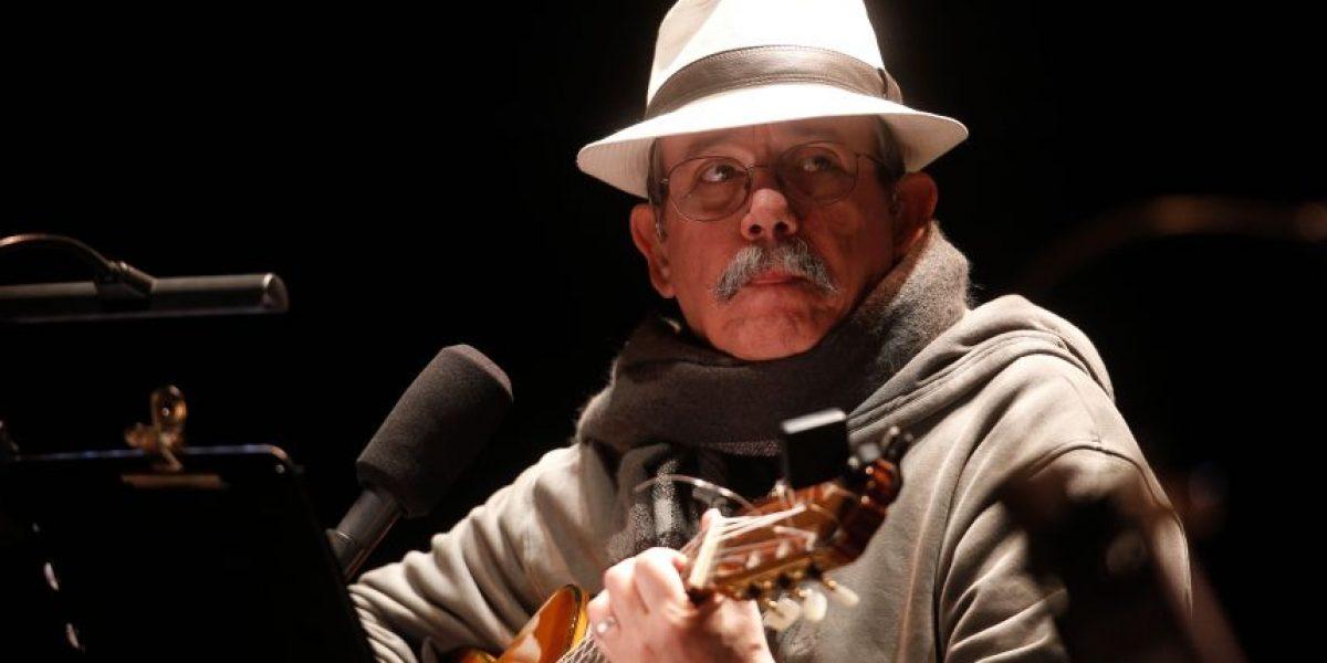¡Nada más! Se agotaron las entradas para los tres conciertos de Silvio Rodríguez en Chile