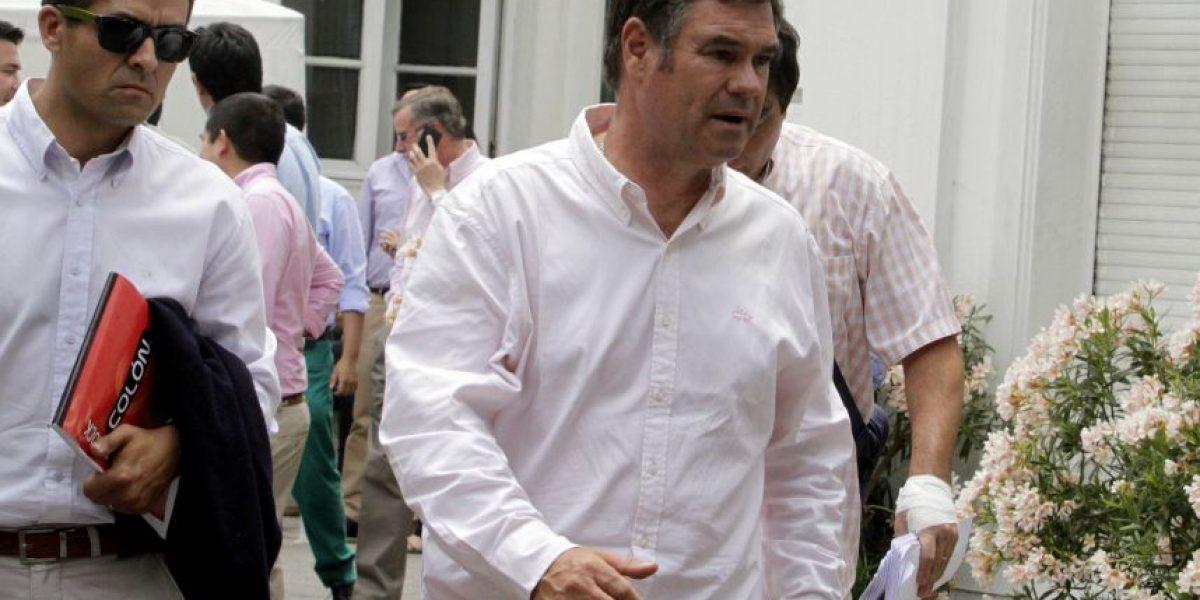 Senador Ossandón abandona la UTI de Clínica Santa María tras descompensación en cirugía