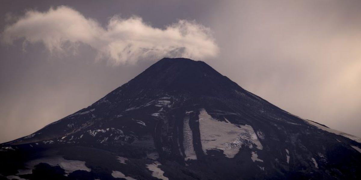 Mantienen Alerta Naranja por volcán Villarrica: proyección de probable erupción sigue vigente