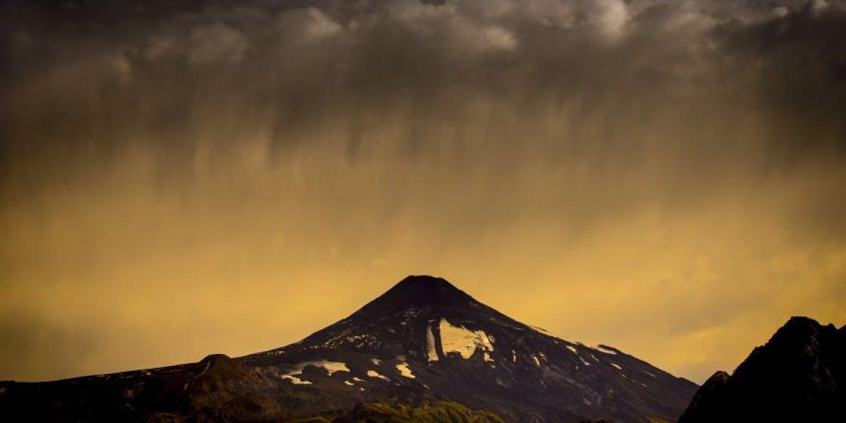 Volcán Villarrica: reanudan clases en Pucón el lunes pese a Alerta Naranja