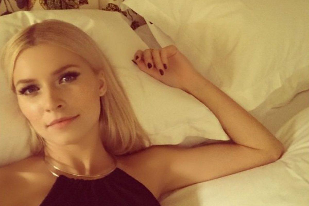 La modelo alemana es pareja del merengue Sami Khedira Foto:Instagram: @lenagercke. Imagen Por:
