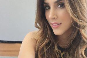 La esposa del colombiano James Rodríguez Foto:Instagram: @daniela_ospina5. Imagen Por: