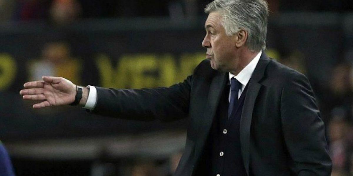 Carlo Ancelotti no se rinde en España: