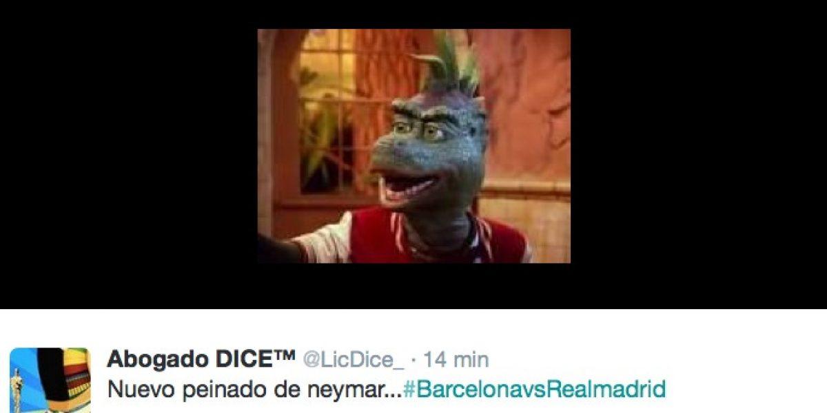 Comparan el nuevo peinado de Neymar con personaje de Dragon Ball