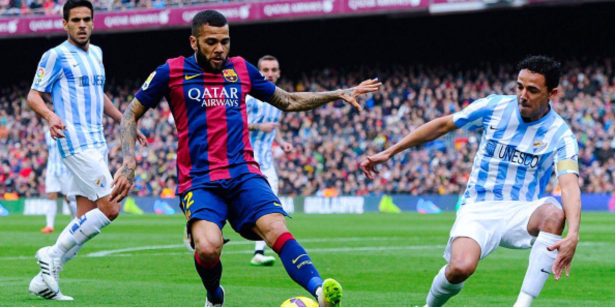 Con esta formación Barcelona enfrentará a Real Madrid