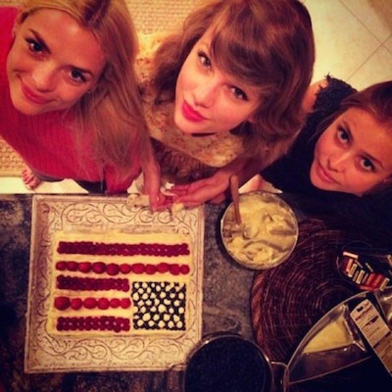 . Imagen Por: Instagram: Taylor Swift
