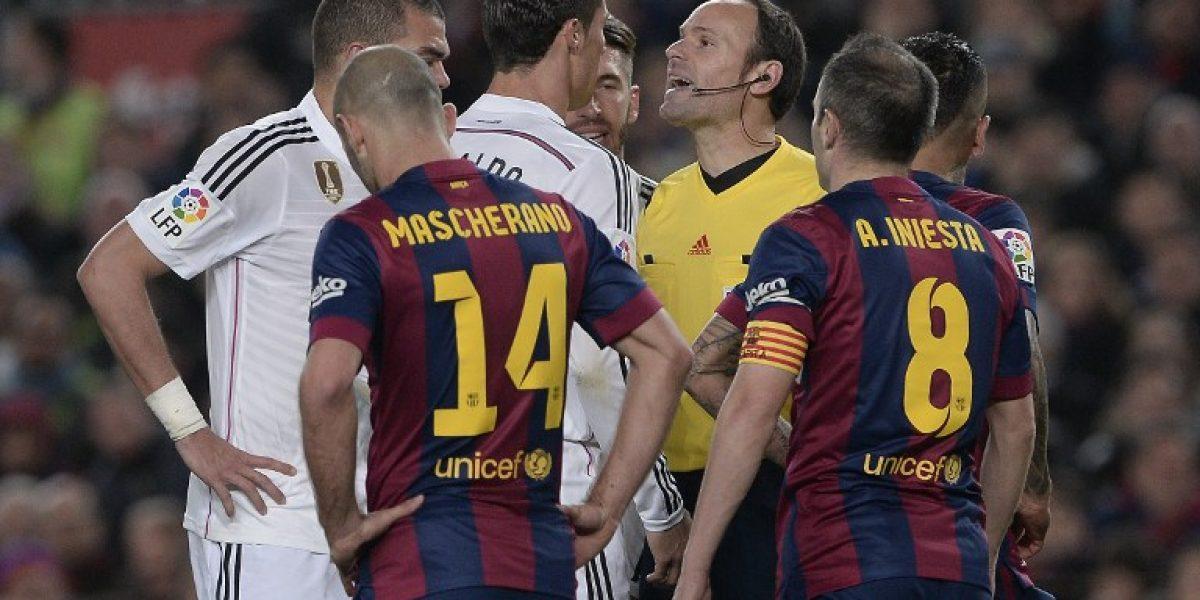 Galería: Revisa las mejores imágenes que dejó el Derbi entre Barcelona y Real Madrid