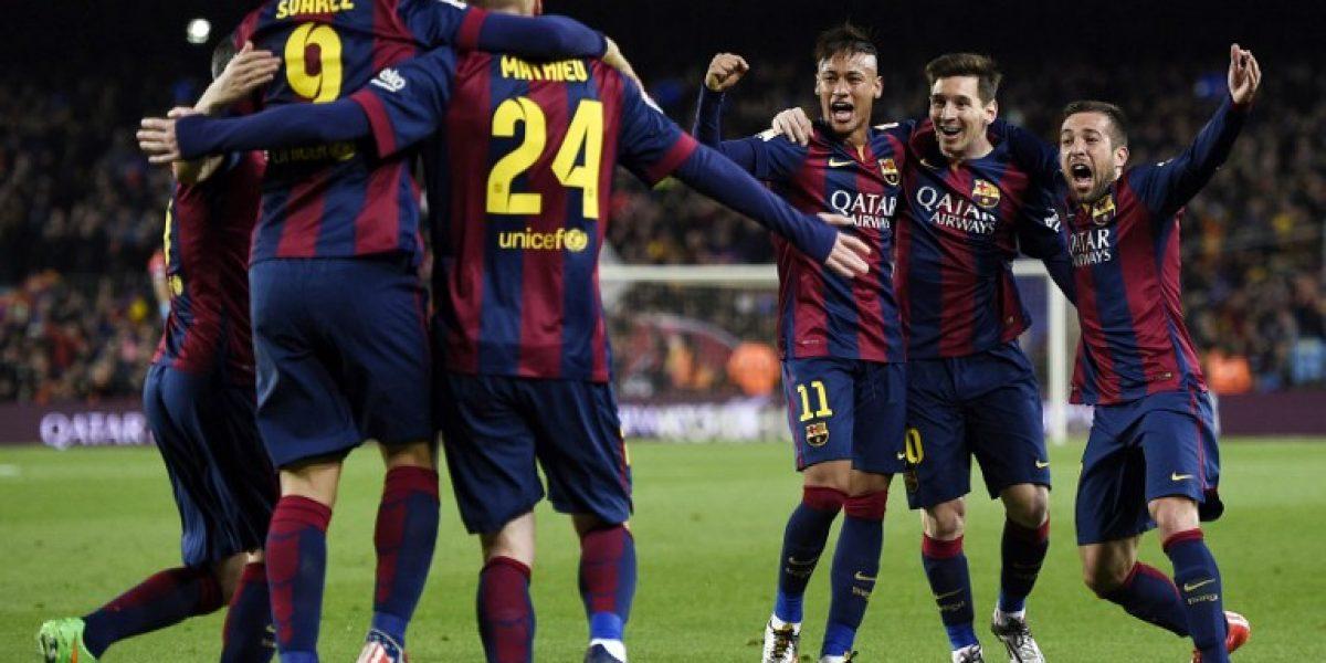 Barcelona se quedó con un electrizante clásico que tuvo a Claudio Bravo como figura