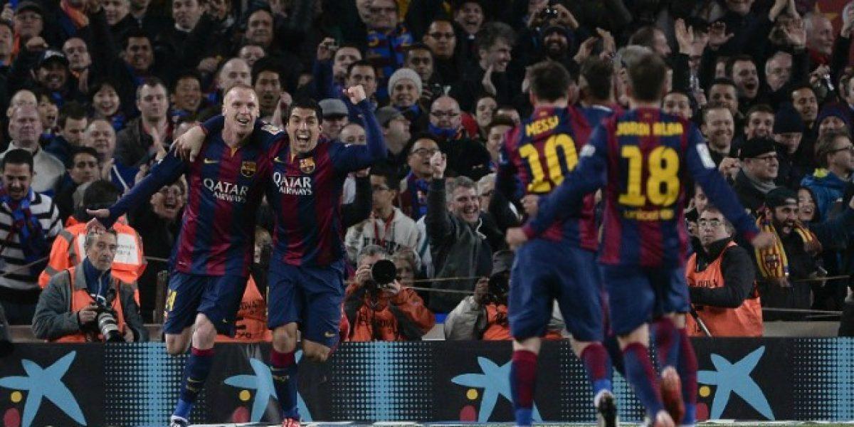 Así vivimos el triunfo de Barcelona sobre el Real Madrid con gran actuación de Bravo