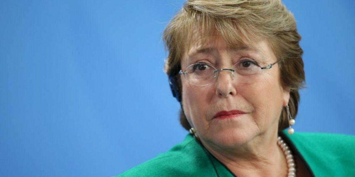 ¿Por qué Michelle Bachelet tiene solo un 30% de aprobación en Chile?
