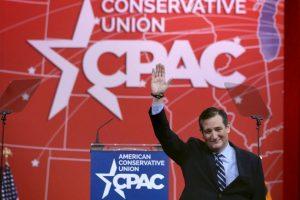 """""""La entrada de Ted Cruz a la carrera presidencial de 2016 al menos hace algo: agrega drama retórico"""": Politico Foto:Getty Images. Imagen Por:"""