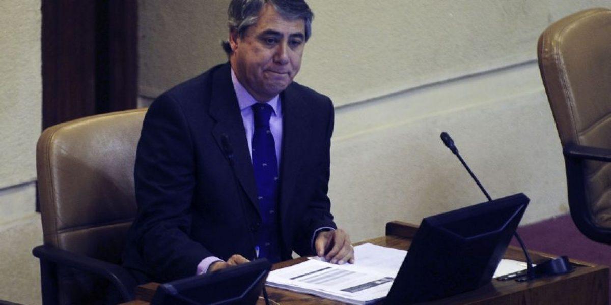 Caso #SQM: Cristian Letelier se inhabilita del Tribunal Constitucional