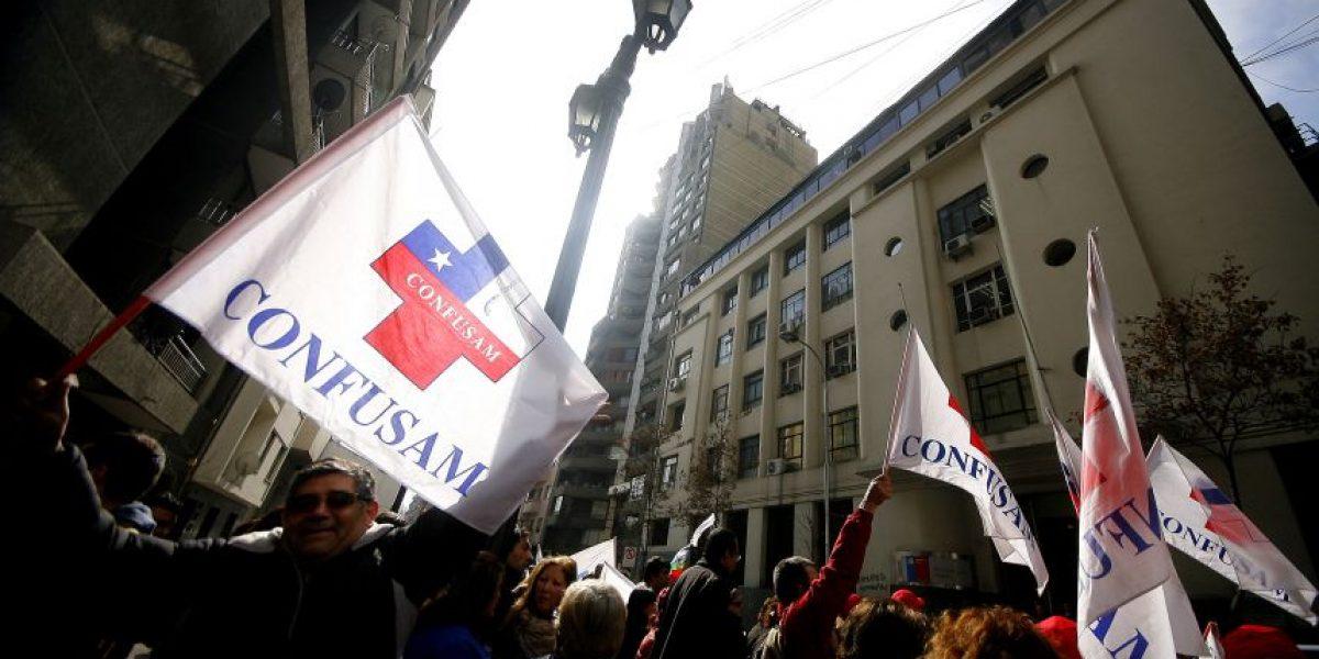 Funcionarios de la salud municipal anuncian paro nacional para el próximo 1 de abril