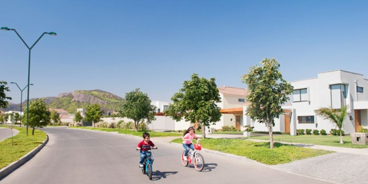 Nuevos proyectos inmobiliarios se la juegan por la tranquilidad y contacto con la naturaleza