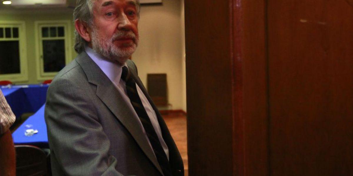 #CasoPenta Jovino Novoa declarará hoy ante la Fiscalía