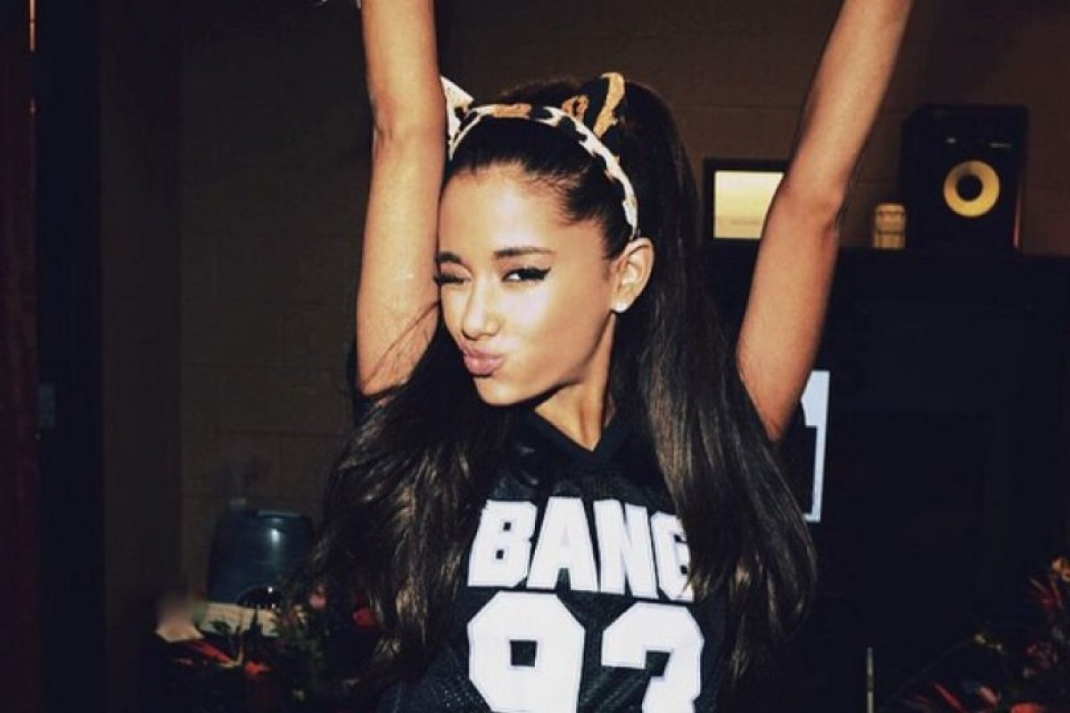 #14 One Last Time – Ariana Grande Foto:Instagram @arianagrande. Imagen Por: