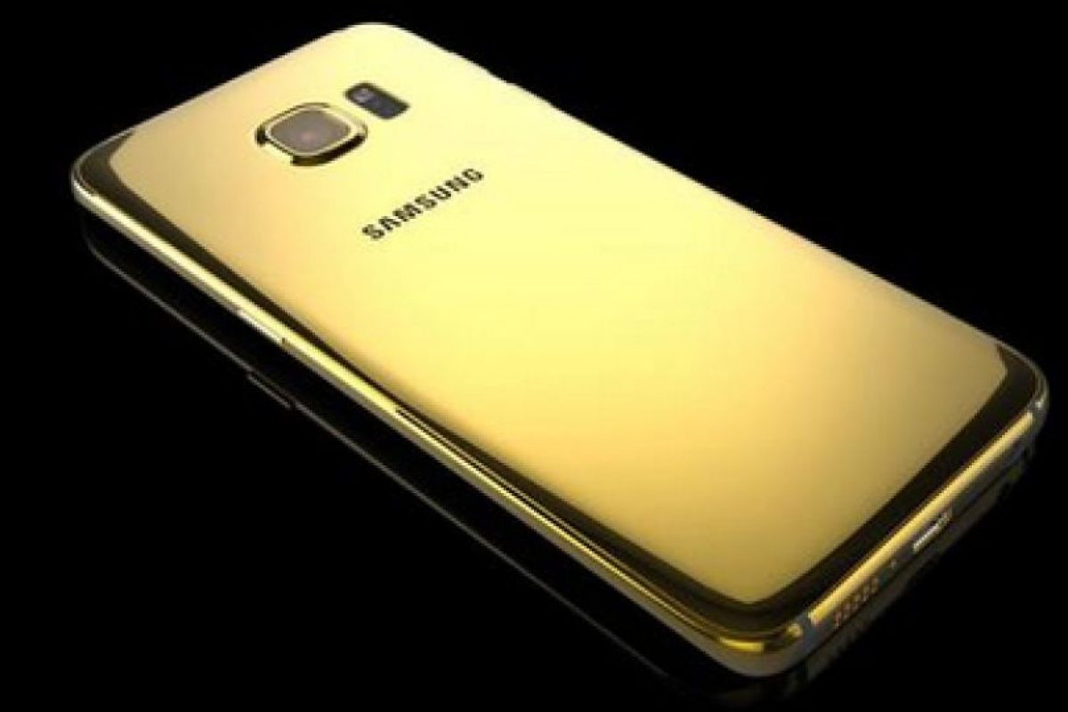 Una de ellas y quizás la más atractiva es la cubierta de oro que ofrece Goldgenie. Foto:Twitter @elimpulsocom. Imagen Por: