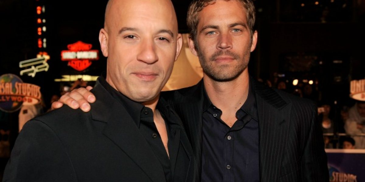Vin Diesel bautizó a su hija en honor a Paul Walker