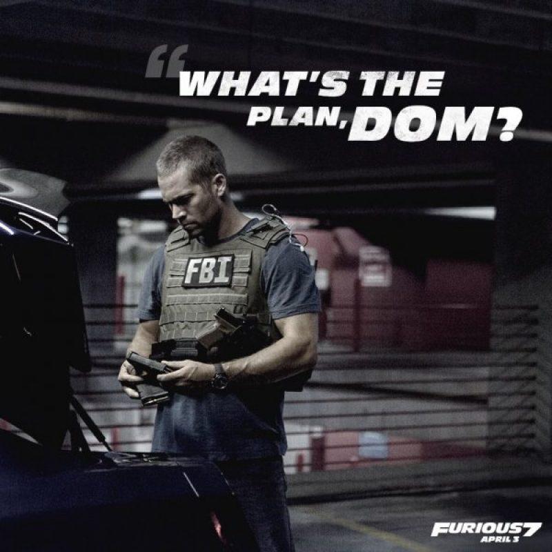. Imagen Por: Facebook: Fast & Furious