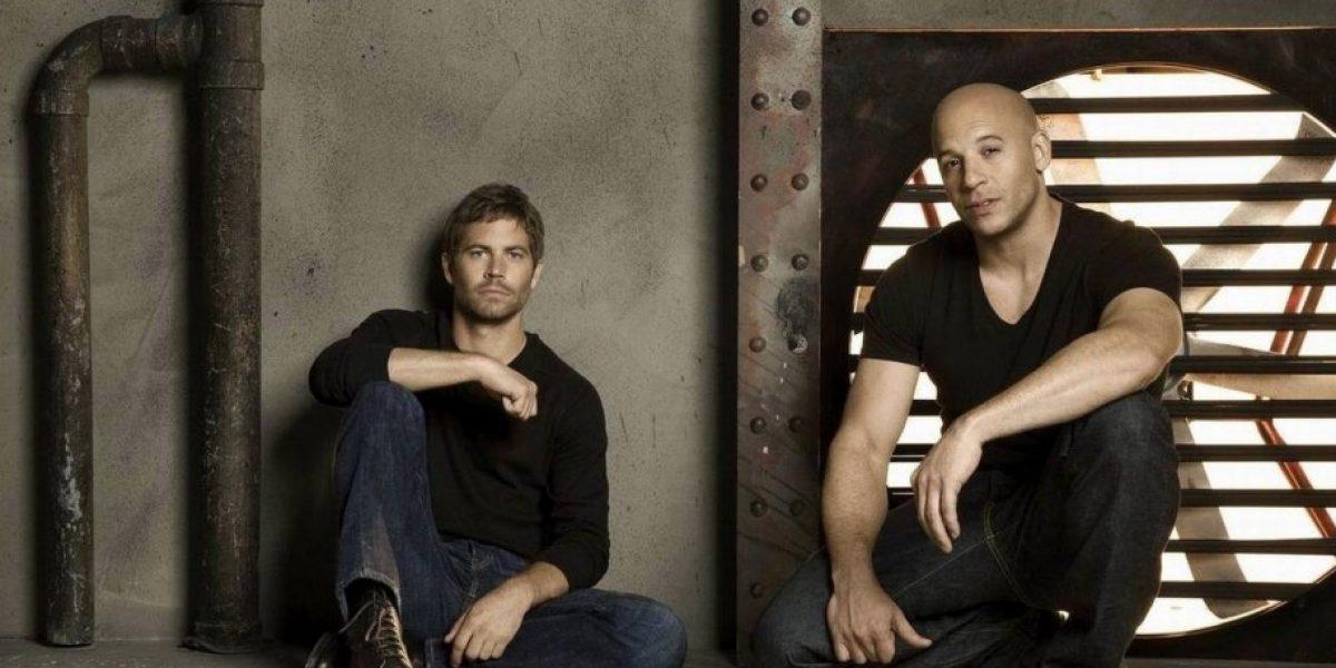 Vin Diesel homenajea a Paul Walker con el nombre de su cuarta hija
