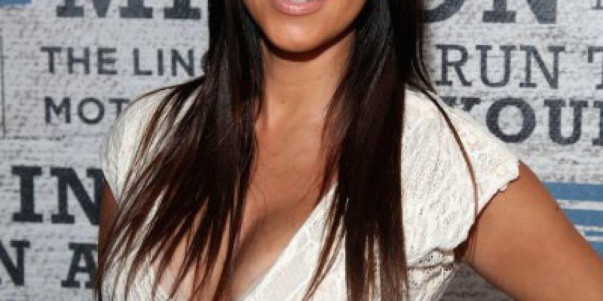 FOTO: Kourtney Kardashian está desesperada por llamar la atención