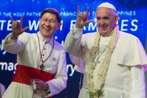 """6. """"Los ateos van al cielo"""". El 22 de mayo de 2013, Francisco aseguró que Dios perdona por igual a los ateos y a los católicos. Foto:AP. Imagen Por:"""