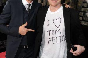 """Rupert contará más de la historia en el documental """"Tom Felton meets the superfans"""" Foto:Getty. Imagen Por:"""
