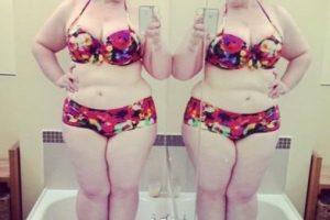 En el mercado se vio una oportunidad para las mujeres plus size. Foto:Instagram. Imagen Por: