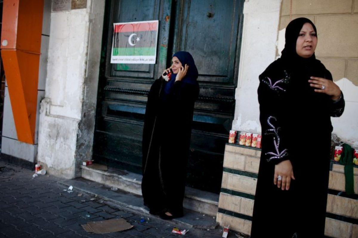 Sadia no quería denunciar para no afectar a su familia Foto:Getty Images. Imagen Por: