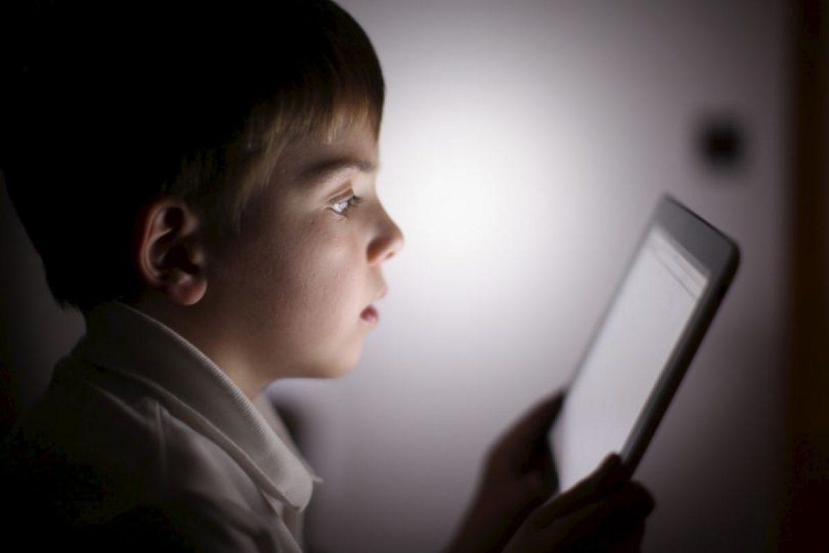 Algunas de esas fotos eran de niños y adolescentes, lo que agravó el problema. Foto:Getty. Imagen Por: