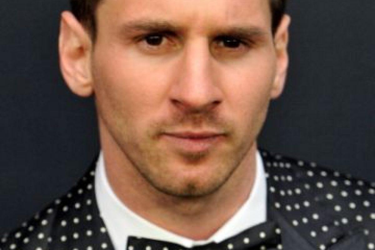 Estos son algunos de los looks 'extravagantes' de Lionel Messi Foto:Getty Images. Imagen Por: