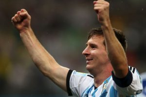 Debutó en 2005 con la selección absoluta en un partido amistoso contra Hungría. Foto:Getty Images. Imagen Por:
