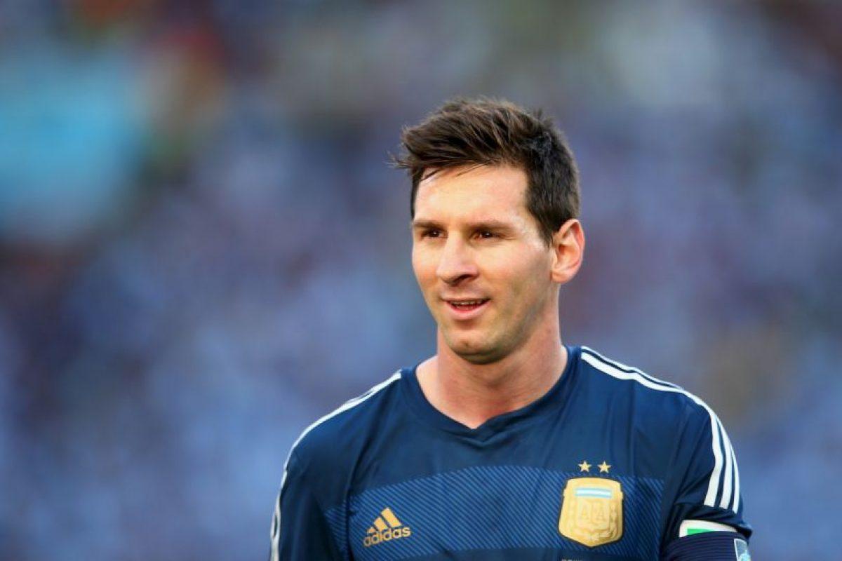 Jugó su primer Mundial en Alemania 2006 a los 19 años. Foto:Getty Images. Imagen Por: