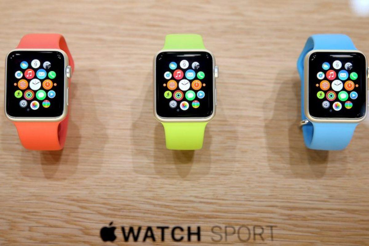 Por esta razón, te presentamos las mejores opciones del mercado en smartwatches, por si la firma de Cupertino no puede cubrir la demanda. Foto:Getty. Imagen Por: