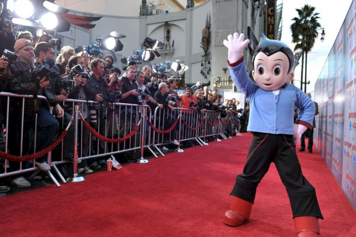 Astroboy a la fecha tiene 61 años de edad. Foto:Getty. Imagen Por: