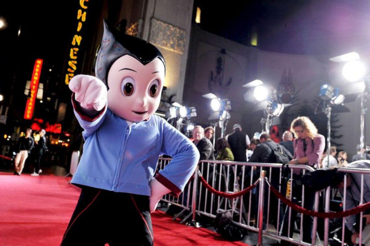 Astroboy tiene 4 versiones. Foto:Getty. Imagen Por: