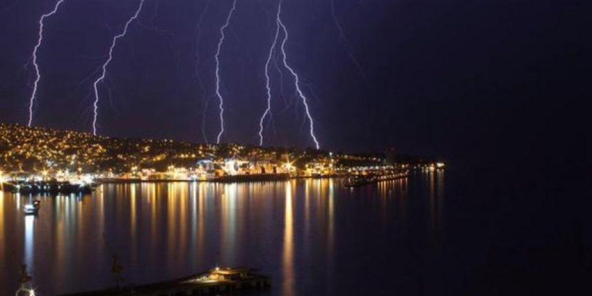 Galería: Revisa las postales que dejó la #tormentaelectrica en Twitter