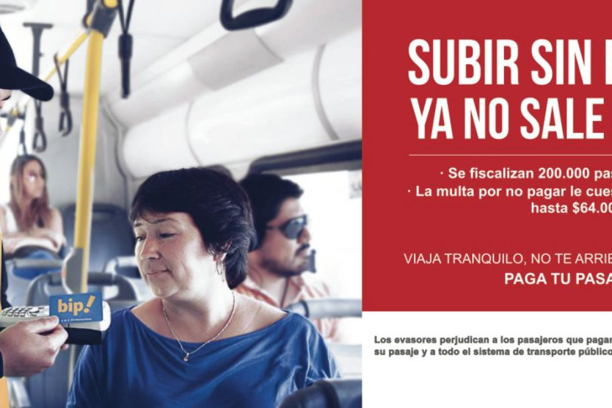 Foto:Campaña de ALTO Evasión. Imagen Por: