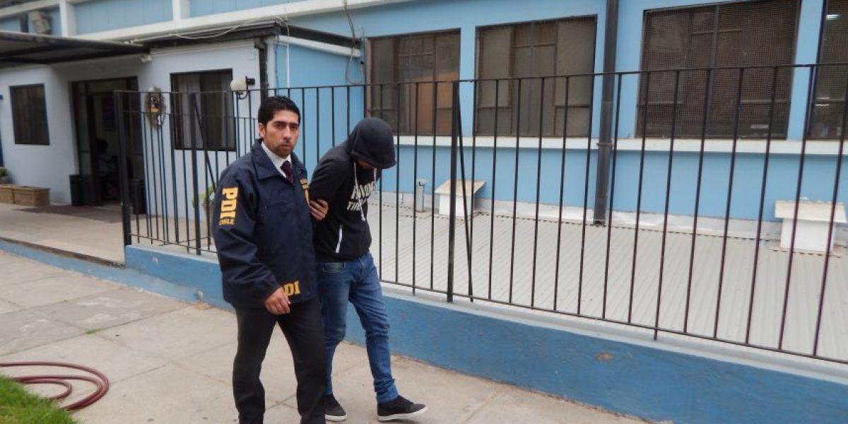 Valparaíso: Detienen a hombre que violó a vecina menor de edad