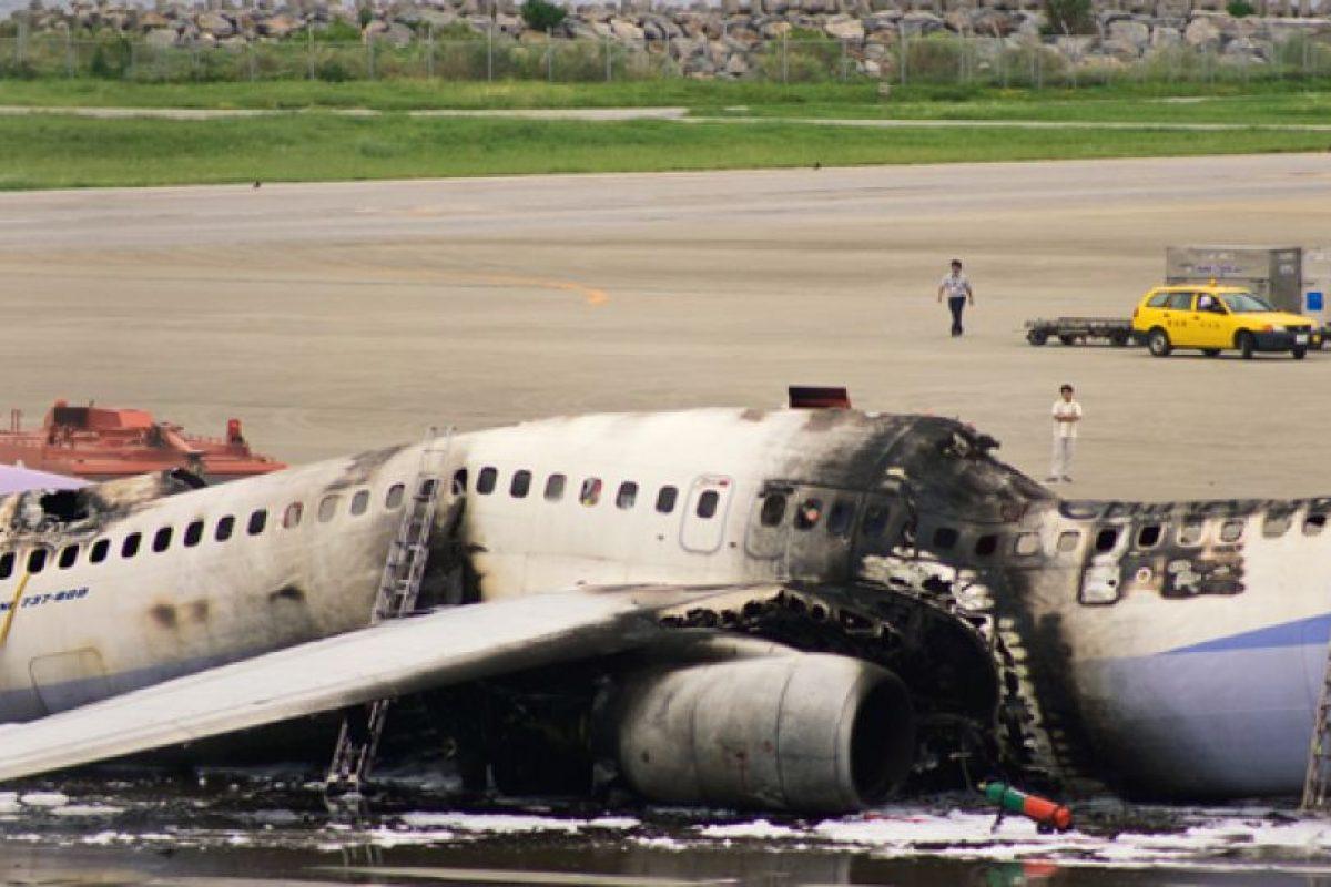 Un error del piloto cobró la vida de 264 personas. Accidentalmente presionaron un botón para aterrizar minutos después de haber salido del aeropuerto Nagoya. Piloto y copiloto no pudieron resolver la situación. Foto:Wikipedia. Imagen Por: