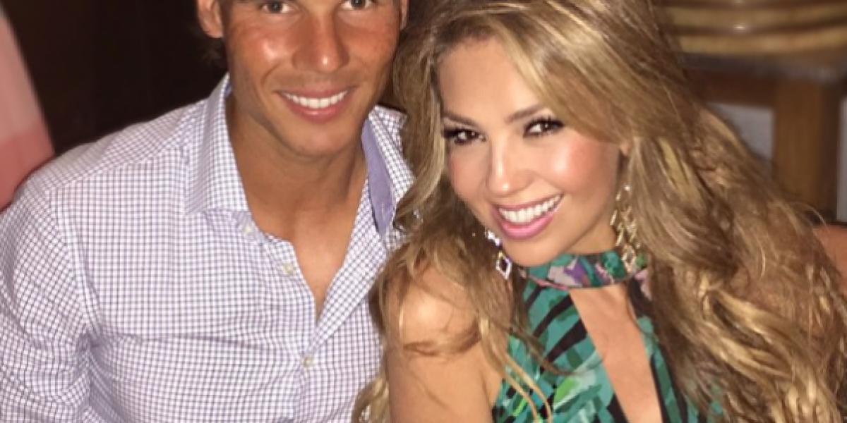 FOTOS: Thalía festeja el cumpleaños de Tommy Hilfiger en Miami