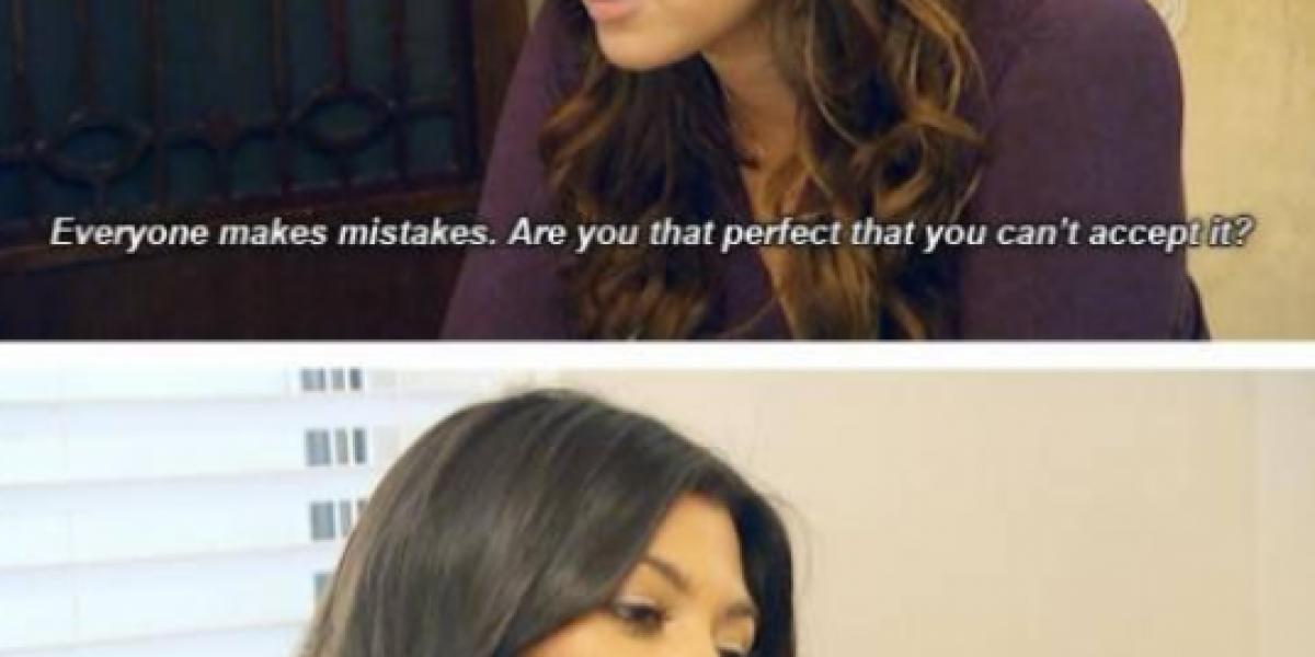 FOTOS: 15 citas que prueban que el reality de las Kardashian es el más bobo de la TV