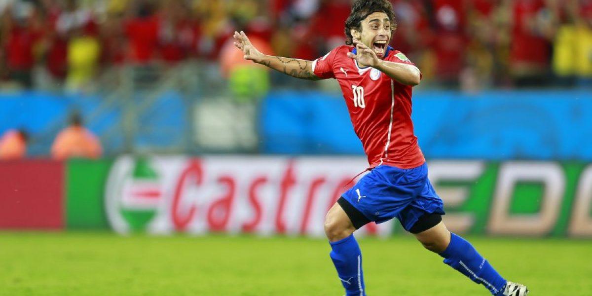 El detallado instructivo que envió Palmeiras a la Roja para la recuperación de Valdivia