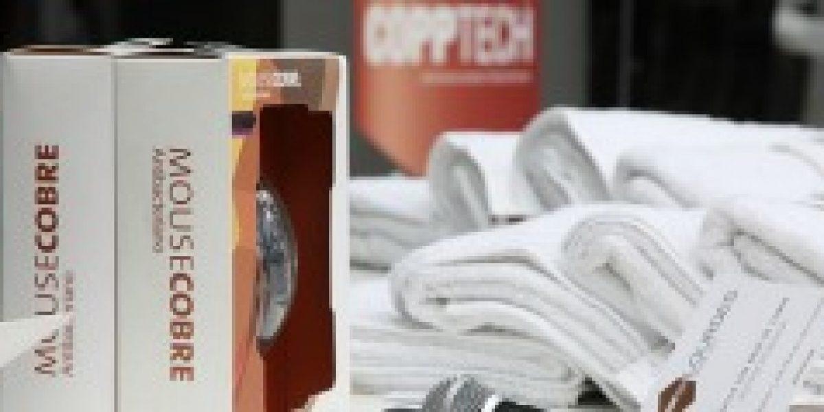 Lanzan nuevos productos hechos con cobre antimicrobiano