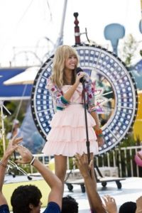 . Imagen Por: Facebook/Hannah Montana Movie