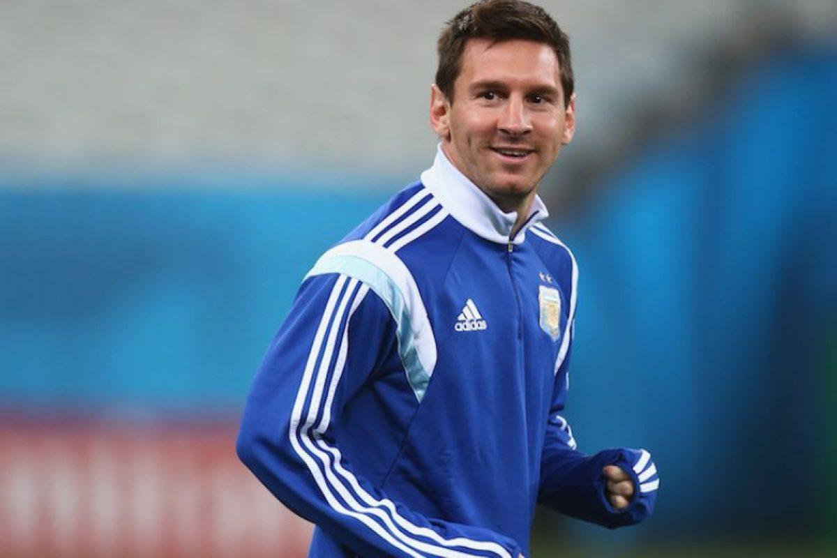Lionel Messi se encuentra concentrado con la selección de Argentina para la primera fecha FIFA del año. Foto:Getty Images. Imagen Por: