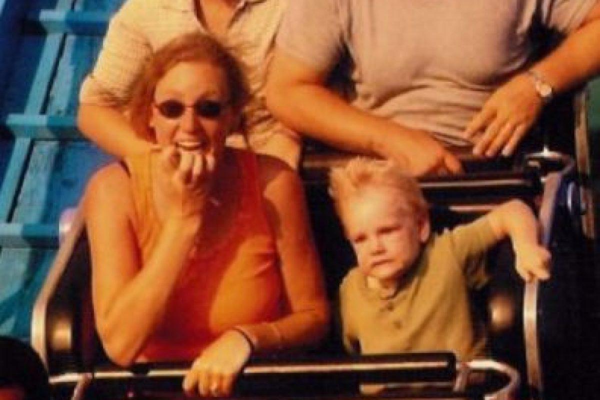 ¿Qué hace ese pequeño ahí? Foto:Tumblr.com/Tagged-gestos-montaña-rusa. Imagen Por: