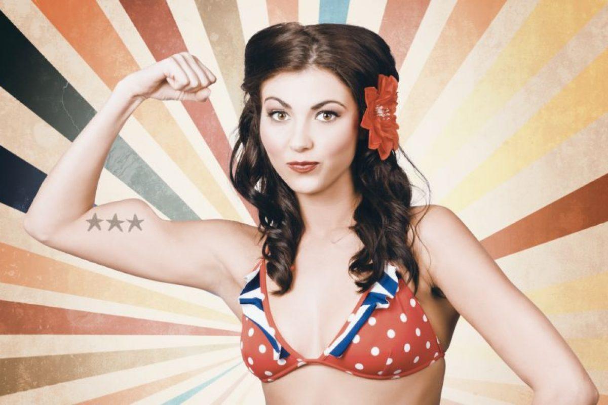 """""""Bailo reggaetón, pero no soy chica fácil, si quieres ganarte mis pesos y mis panties, no es de esa forma papi"""". Ivy Queen, 'Pa' la cama voy' Foto:Tumblr. Imagen Por:"""