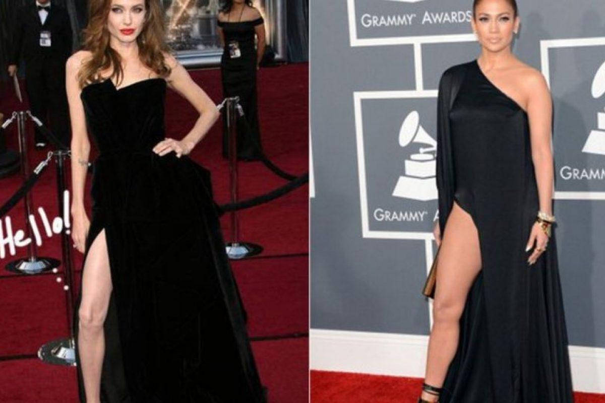 Mostrar la pierna así solo se le veía bien a Jessica Rabbit Foto:Getty Images. Imagen Por: